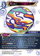 Ozma 5-124H from FFTCG Opus