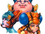 Sœurs Magus/Final Fantasy X