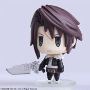 Squall by Trading Arts Mini