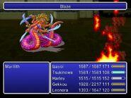 TAY Wii Blaze