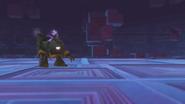 WoFF Castle Exnine Dark Battle Background