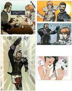 Yuzuki Ikeda FFXI Art 7