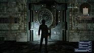 Запечатанная дверь Стейлиффа ФФ15