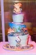 25th Anniversary E3 Cake