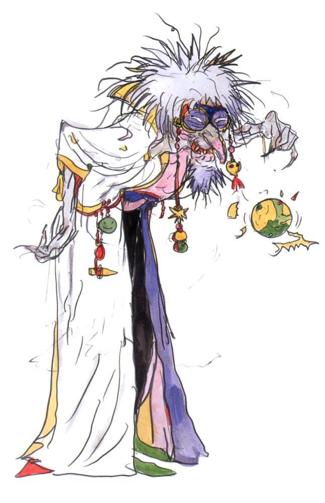 Dr. Lugae (Final Fantasy IV)