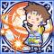 FFAB Flare - Bartz Legend SSR