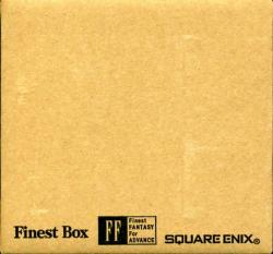 Final Fantasy Finest Box
