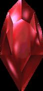 FFIII Model - Dark Fire Crystal