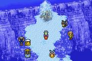 FFVI GBA Battle for the frozen esper 9