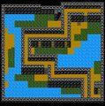 FF II NES - Mysidian Cave Fourth Floor