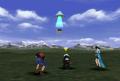 Flying saucer encounter winhill