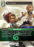 Balthier 5-156S from FFTCG Opus