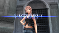D012FF Lightning Victory Pose