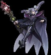 DFF2015 Emperor Violet Robe