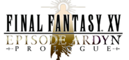 Episode Ardyn Logo