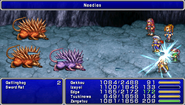 FF4PSP TAY Enemy Ability Needles