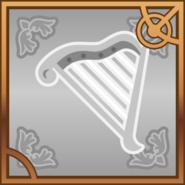 FFAB Silver Harp N