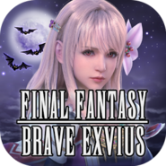FFBE Android Icon Halloween