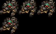 FFBE Magitek Armor Terra Dead