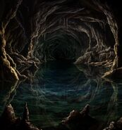 FFBE Subterranean Stream BG