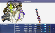 FFD White Hole
