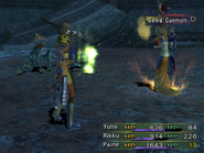 FFX-2 Seed Cannon
