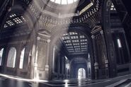 Final Fantasy XV Kingsglaive Inside Lucis