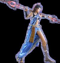 Fang's render in Lightning Returns.