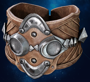 Leather Bracer from FFVII Remake