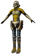 MFF PSICOM Soldier Model