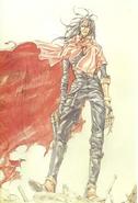 Vincent Valentine Shou Tajima