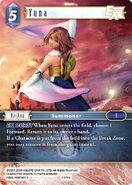 Yuna 1-176H from FFTCG Opus