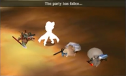 Bravely Second Game Over