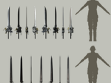 Final Fantasy XV weapons