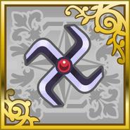 FFAB Spiral Shuriken SR