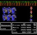 FFII NES Curse6