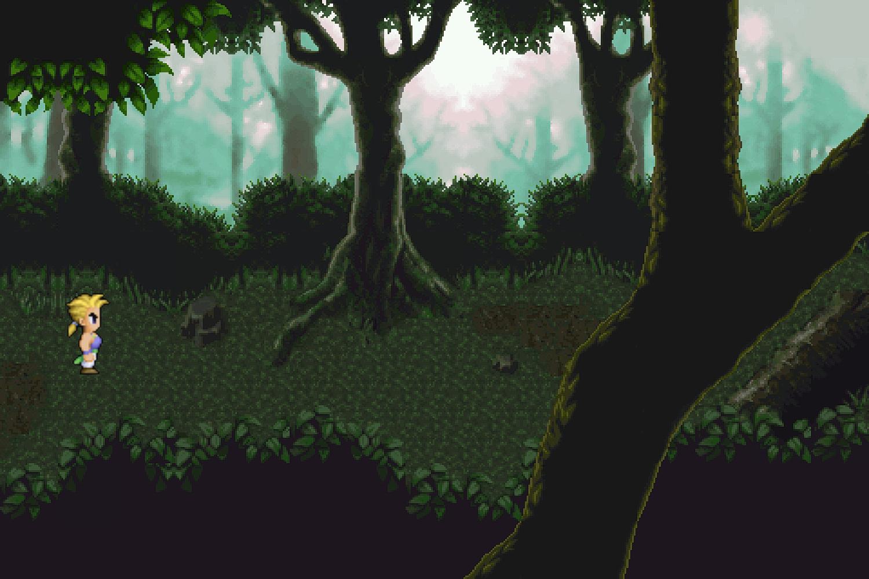 Phantom Forest (Final Fantasy VI)