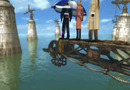 Full-life draw point in FH from FFVIII Remastered