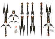 Gladiator Moogle Sword FFXIV