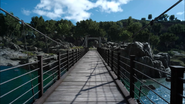 Maidenwater bridge from FFXV