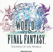 World of Final Fantasy: Sounds of the World