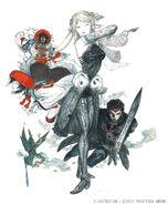 XI-SwordMaidenArtwork