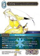 Celes 4-038L from FFTCG Opus