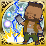 FFAB Thunder - Barret Legend SR+