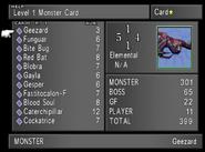 FFVIII Card Menu