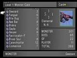 Final Fantasy VIII Triple Triad cards