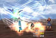 FFVIII Wind Blast