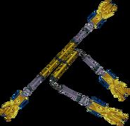 FFXIII Shamanic Spear