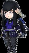 FFXIV Yugiri Minion