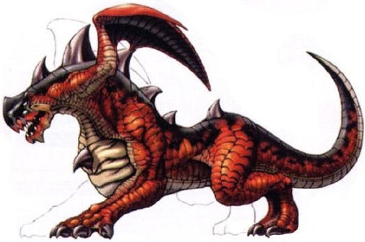 Dragon (enemy)
